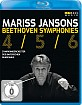 Mariss Jansons - The Beethoven Symphonies 4, 5, 6 Blu-ray