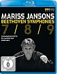 Mariss Jansons - The Beethoven Symphonies 7, 8, 9 Blu-ray