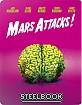 Mars Attacks! - Limited Steelbook (Neuauflage) (FR Import) Blu-ray