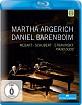 Martha Argerich - Daniel Barenboim Blu-ray