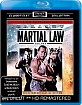 Martial Law Trilogy (Classic Cult Collection) Blu-ray