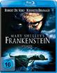 Mary Shelley's Frankenstein Blu-ray