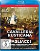 Mascagni - Cavalleria Rusticana + Leoncavallo - Pagliacci (Michieletto) Blu-ray