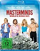 Masterminds - Minimaler IQ, maximale Beute Blu-ray