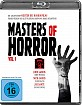 Masters of Horror - Vol. 1 Blu-ray