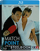 Match Point - Steelbook (FR Import ohne dt. Ton) Blu-ray