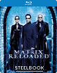 The Matrix Reloaded - Zavvi Exclusive Limited Edition Steelbook (UK Import ohne dt. Ton) Blu-ray