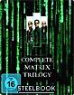 Die Matrix-Trilogie (3 Discs) (Steelbook) Blu-ray