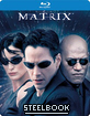 The Matrix - Zavvi Exclusive Limited Edition Steelbook (UK Import ohne dt. Ton) Blu-ray