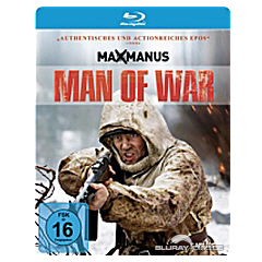 Max Manus - Man of War (Steelbook) Blu-ray