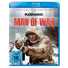 Max Manus - Man of War Blu-ray
