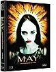 May - Schneiderin des Todes (Limited Mediabook Edition) (Cover A) (AT) Blu-ray