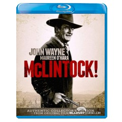 McLintock! (1963) -Authentic Collector's Edition (US Import ohne dt. Ton) Blu-ray