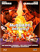 McQuade - Der Wolf (Limited Mediabook Edition) (Cover A) (AT Import) Blu-ray