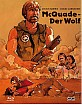 McQuade - Der Wolf (Limited Mediabook Edition) (Cover C) (AT Import) Blu-ray