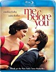 Me Before You (2016) (Blu-ray + UV Copy) (US Import ohne dt. Ton) Blu-ray