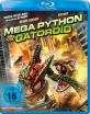 Mega Python vs. Gatoroid (Neuauflage) Blu-ray