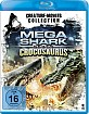 Mega Shark gegen Crocosaurus (Creature-Movies Collection) Blu-ray
