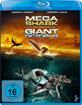 Mega Shark vs. Giant Octopus (Neuauflage) Blu-ray