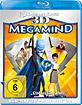 Megamind 3D (Blu-ray 3D + Blu-ray) Blu-ray
