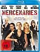 Mercenaries (2014) Blu-ray