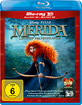 Merida - Legende der Highlands 3D (Blu-ray 3D + Blu-ray) Blu-ray
