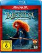 Merida - Legende der Highlands 3D (Blu-ray 3D + Blu-ray) Blu-ray