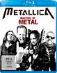 Metallica: Masters of Metal Blu-ray