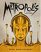 Metropolis (1927) - 90th Anniversary Edition (Blu-ray + DVD) (UK Import ohne dt. Ton) Blu-ray