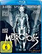 Metropolis (1927) (3-Disc Special Edition) (Überarbeitete Fassung) Blu-ray