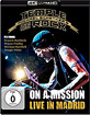 Michael Schenker's - Temple of Rock (On a Mission - Live in Madrid) 4K (4K UHD) Blu-ray