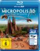 Micropolis - Kampf der Giganten 3D (Blu-ray 3D) Blu-ray