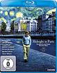 Midnight in Paris Blu-ray
