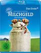 Milchgeld - Ein Kluftingerkrimi (Neuauflage) Blu-ray