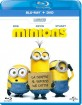 Minions (2015) (Blu-ray + DVD) (IT Import ohne dt. Ton) Blu-ray