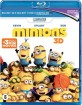 Minions (2015) 3D (Blu-ray 3D + Blu-ray + DVD + UV Copy) (NL Import) Blu-ray