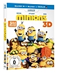 Minions (2015) 3D (Blu-ray 3D + Blu-ray + UV Copy) Blu-ray