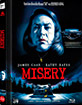 Misery (Limited Edition Media Book - Cover A) Blu-ray