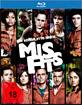 Misfits - Die komplette Serie Blu-ray