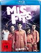 Misfits - Die komplette d