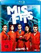 Misfits - Die komplette fünfte Staffel Blu-ray