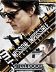 Mission: Impossible - Rogue Nation - Limited Steelbook (FR Import) Blu-ray