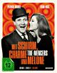 Mit Schirm, Charme und Melone - Edition 1 (Staffel 4) Blu-ray