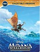 Moana (2016) 3D - Best Buy Exclusive Steelbook (Blu-ray 3D + Blu-ray + DVD + UV Copy) (US Import ohne dt. Ton) Blu-ray
