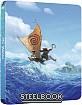 Moana (2016) 3D - Zavvi Exclusive Limited Edition Steelbook (Blu-ray 3D + Blu-ray) (UK Import ohne dt. Ton) Blu-ray
