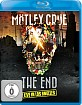 Mötley Crüe - The End - Live in Los Angeles Blu-ray