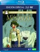 La Princesa Mononoke - Studio Ghibli Collection (Blu-ray + DVD) (ES Import ohne dt. Ton) Blu-ray