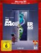 Die Monster AG 3D (Blu-ray 3D + Blu-ray) Blu-ray