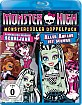 Monster High: Aller Anfang ist schwer + Schrecklich schönes Schuljahr (Doppelset) Blu-ray