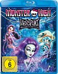 Monster High: Verspukt - Das Geheimnis der Geisterketten (Blu-ray + UV Copy) Blu-ray